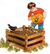 Compost compostage - Bac a composte ...