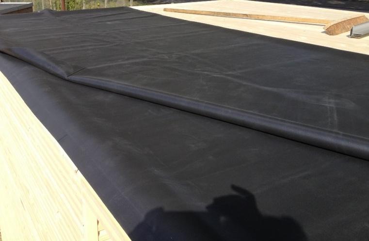 La membrane epdm pour votre abri de jardin for Abri jardin sans entretien