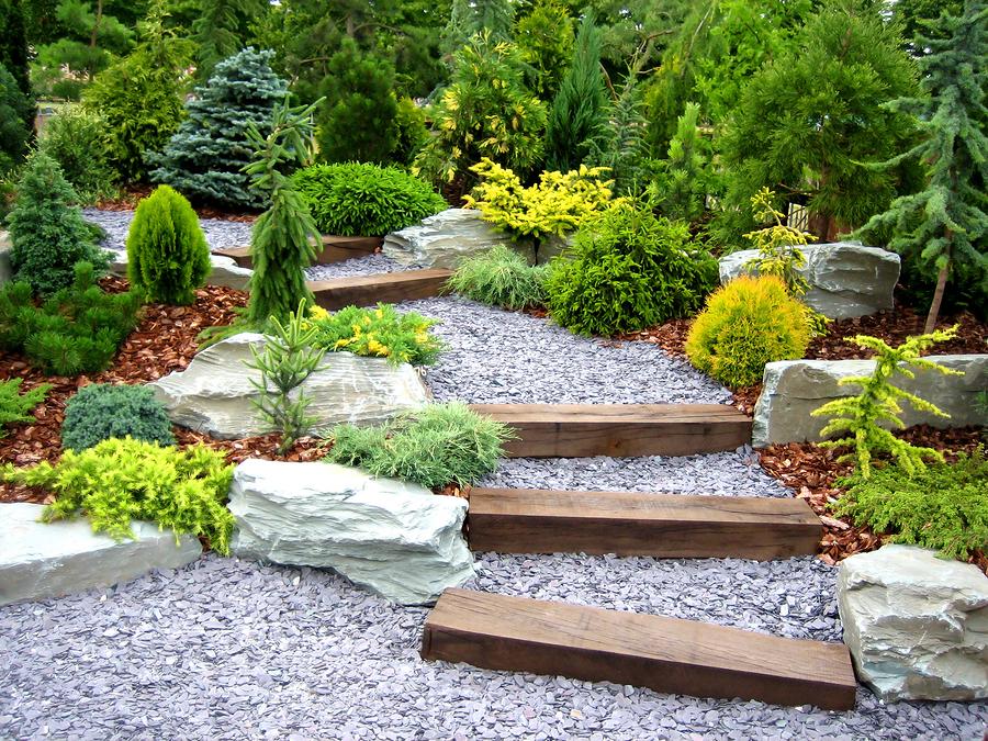 Berühmt Comment aménager son jardin dans les règles de l'art ? AC87