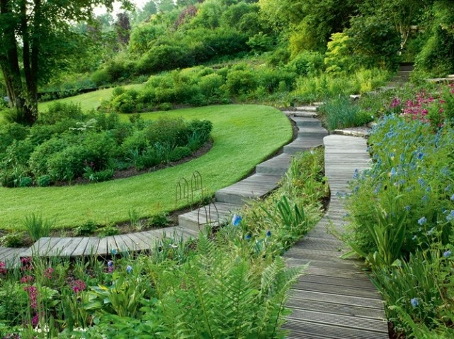 Stunning Design Jardins Contemporary - Design Trends 2017 ...