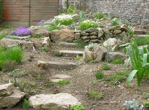 Arbuste de rocaille plein soleil perfect rocaille for Exterieur nuit lavilliers